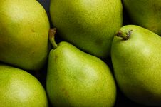 Free Various Green Pears Royalty Free Stock Image - 13677326