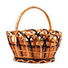 Free Wicker Basket Stock Photo - 13677500