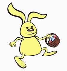 Free Easter Bunny Stock Photos - 13678343