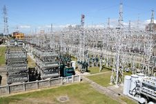 Free A Substation Stock Images - 13678464