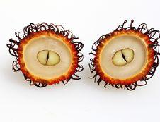 Free Rambutan Eyes Royalty Free Stock Images - 13678909