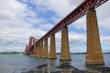Free Forth Rail Bridge Stock Images - 13679054