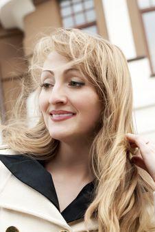 Free Young Beautiful Woman Outdoor Stock Photos - 13679883