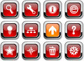 Free Web Icons. Stock Images - 13681904