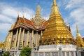 Free Gold Pagoda Royalty Free Stock Photography - 13688817