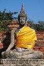 Free Old Image Of Buddha Royalty Free Stock Images - 13689109