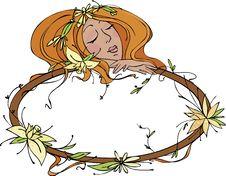 Free Floral Frame Stock Image - 13680181
