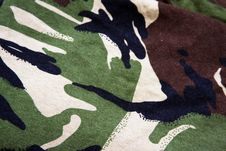 Free Camouflage Pattern Stock Image - 13680621