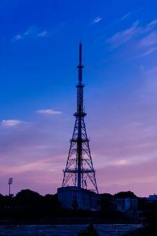 Free TElecom Tower Stock Photo - 13680660