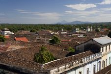 Free Rooftops Of Granada Royalty Free Stock Photos - 13681318