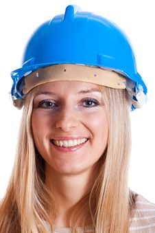 Free Woman Worker Stock Photo - 13683150