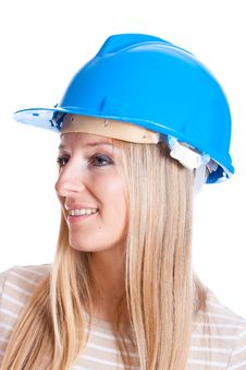 Free Woman Worker Royalty Free Stock Photography - 13683157