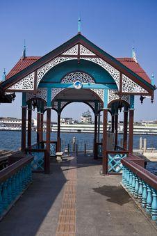 Free Water Pavillion Royalty Free Stock Photo - 13683405