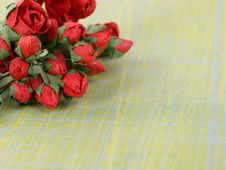 Free Paper Flowers Royalty Free Stock Photos - 13683478