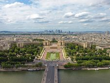 Free Paris View Royalty Free Stock Photography - 13683647