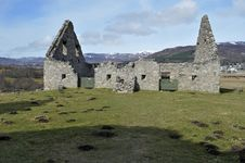 Free Stable Block Ruthven Barracks Stock Photo - 13684580