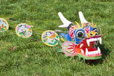 Free Chinese Dragon Stock Photos - 13684843