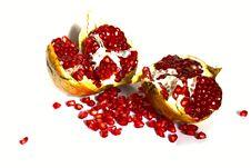 Free The Pomegranates Stock Photo - 13685510