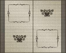 Free Elegant Frame Stock Images - 13685674