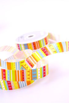 Free Color Ribbon Stock Images - 13686074