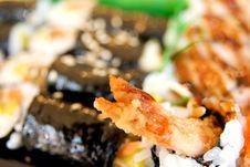 Free Sushi Stock Images - 13687484