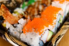Free Sushi Royalty Free Stock Images - 13687489