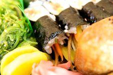 Free Sushi Stock Photo - 13687520
