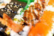 Free Sushi Stock Photography - 13687532