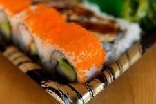 Free Sushi Stock Photo - 13687560