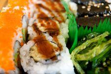 Free Sushi Royalty Free Stock Photography - 13687567