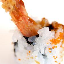 Free Sushi Royalty Free Stock Photos - 13687578