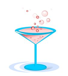 Free Glass With Cocktail Stock Photos - 13687593