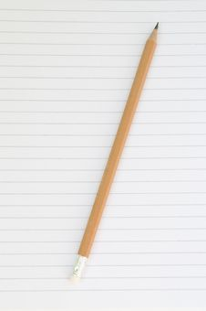 Free Pencil And Notebook Stock Photos - 13688193