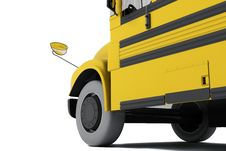 Free School Bus Royalty Free Stock Image - 13688536