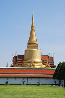 Free Grand Palace Bangkok Thailand Stock Photo - 13688950