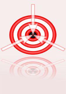 Free Target And Darts Stock Image - 13689191