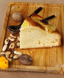 Free Pineapple Tart Stock Photo - 13689240