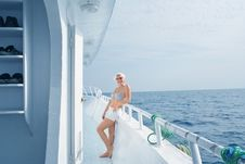 Free Travel On The Yacht Stock Photos - 13689383