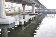 Free Concrete Bridge Stock Images - 13689934