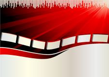 Free Vector 3d Wave Stock Image - 13690251