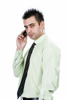 Free Businessman Stock Photo - 13691010