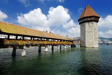 Free Luzern Landmark Royalty Free Stock Photo - 13691015
