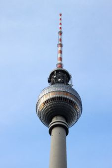 Free Berlin Tower Royalty Free Stock Image - 13691026