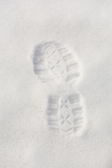 Free Footprint Stock Images - 13691204