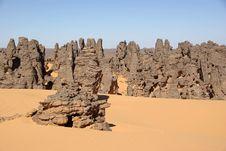 Free Libyan Desert Royalty Free Stock Photos - 13691368