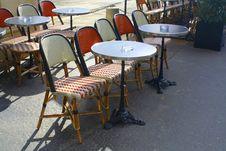 Free French Pub Royalty Free Stock Image - 13691946