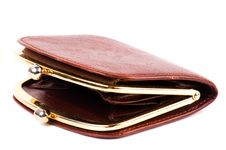 Free Old Purse Royalty Free Stock Image - 13691966