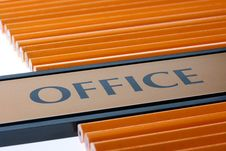 Free Tablet Office Royalty Free Stock Image - 13692206