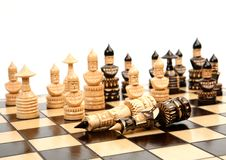 Free Wooden Chess Royalty Free Stock Photo - 13692725