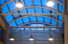 Free Glass Roof Stock Photo - 13692790